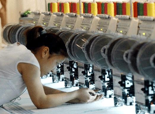 Crecimiento de China