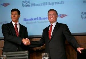Merrill Bank of America