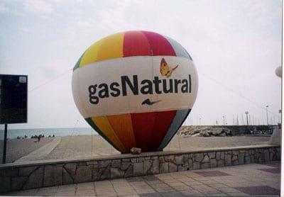 Gas Natural okey