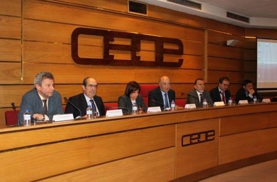 Reunión de la CEOE