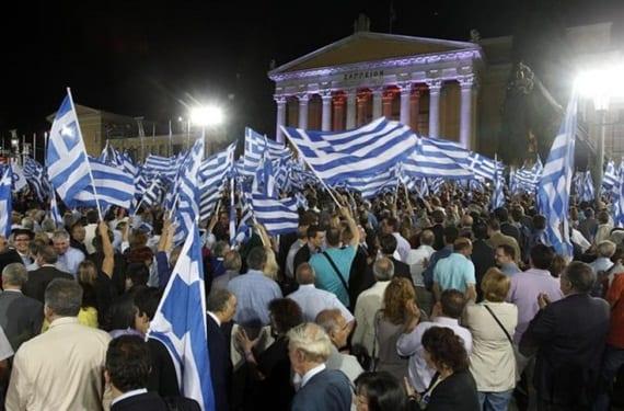 Elecciones de Grecia