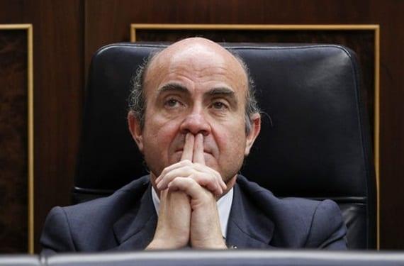 Ministro de Economía: Luis De Guindos