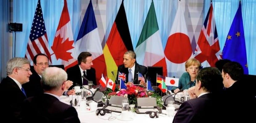 Sanciones a Rusia