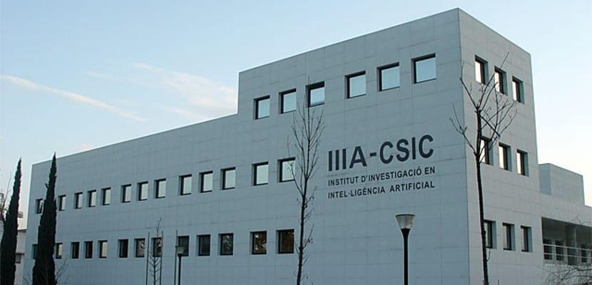 Edificio del CSIC