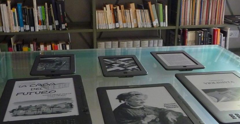 eReaders de Biblioteca