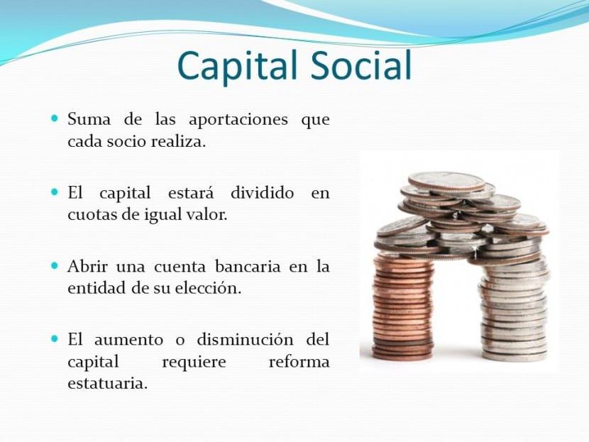 Que es capital social