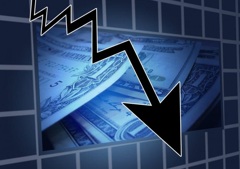 Los escenarios negativos para tu inversión