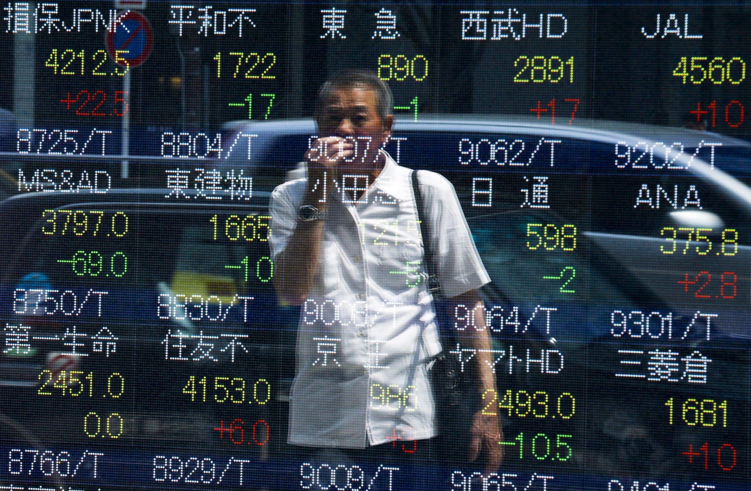 7 enero caen las bolsas en china