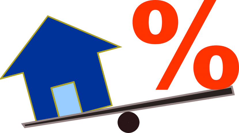 El abaratamiento del dinero ha generado que los intereses de las hipotecas sean más bajos