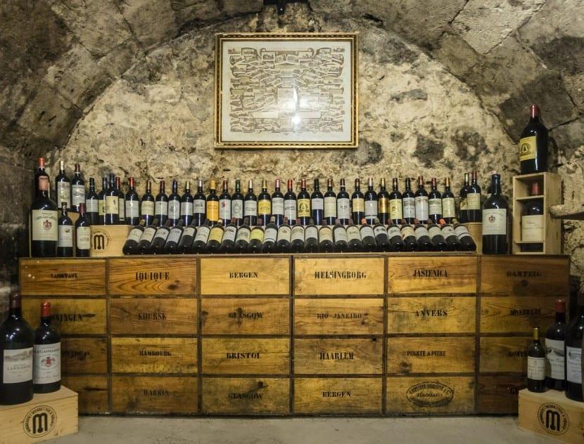 El vino no es solamente un placer para beberlo, sino una fuente de inversión