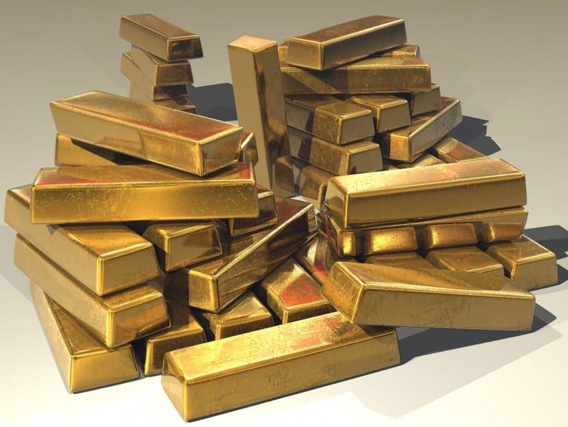 El oro ha sido siempre el valor refugio por excelencia