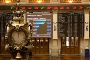 los valores más castigados de la bolsa española