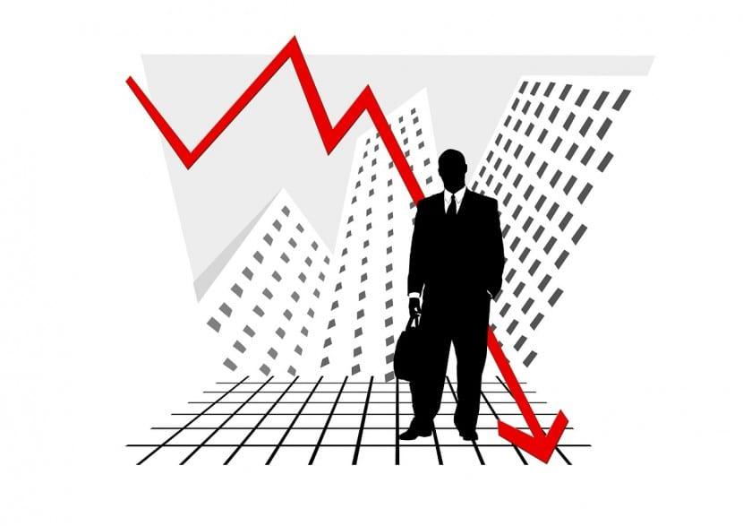 la deflación implica movimientos bajistas en la bolsa