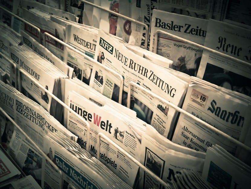 la información de los medios deberá ser rigurosa e independiente