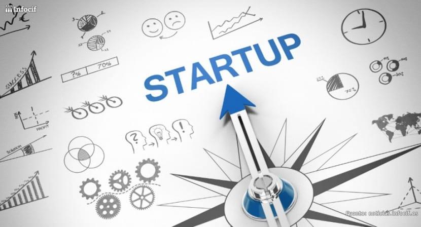la startup