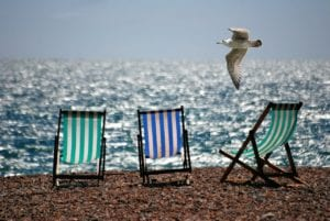 invertir los ahorros durante el verano