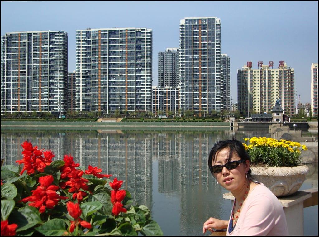 inversión: china