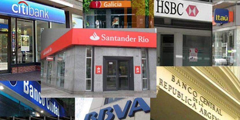 Tipos de Bancos