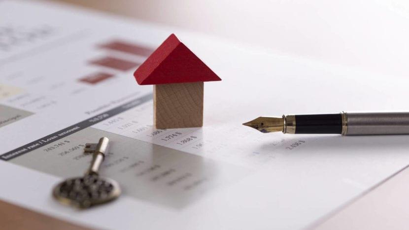 los tipos de hipotecas