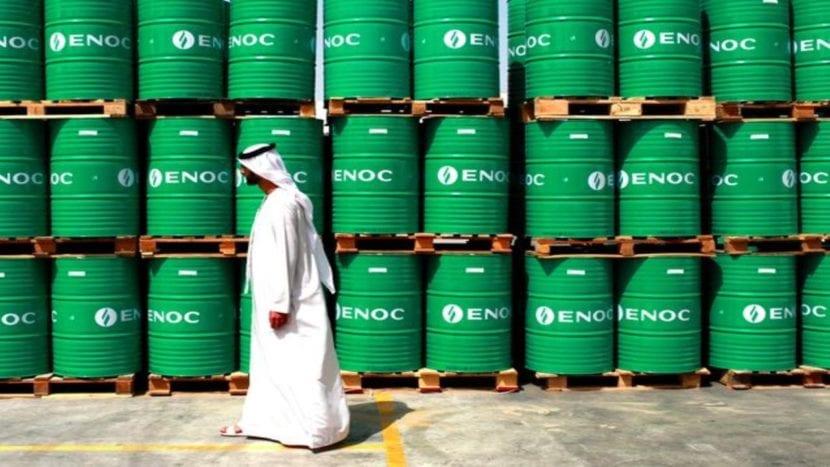 Países productores petróleo
