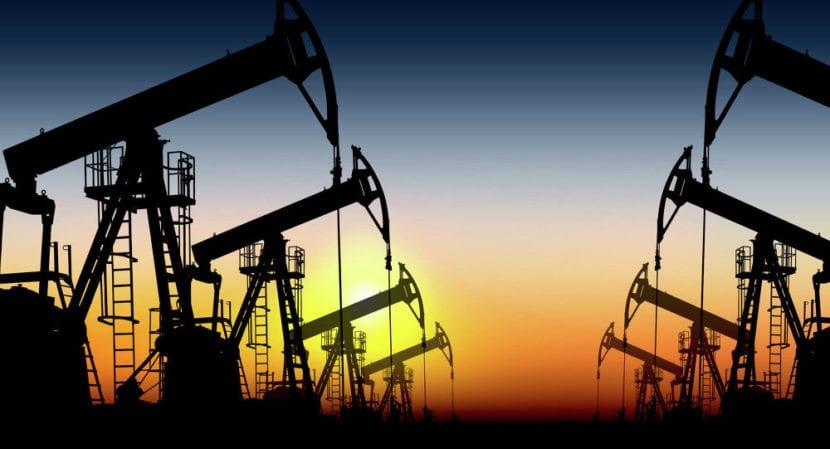 Países produciendo petróleo