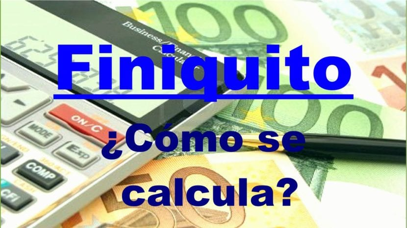 finiquito como se calcula