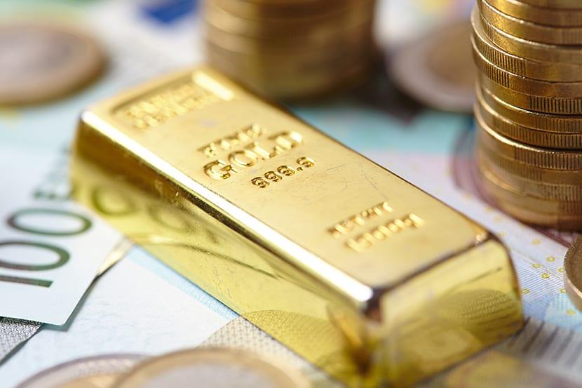 fluctuaciones del precio del oro
