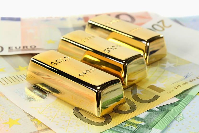 inversiones con oro