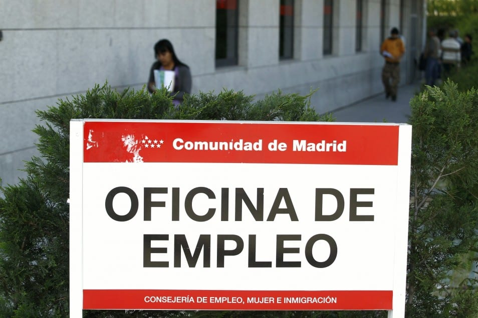 Plazo para solicitar el paro for Oficina de paro madrid
