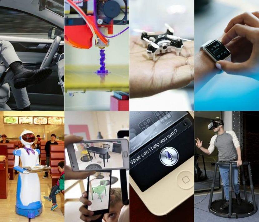 robótica y las nuevas tecnologías empleo