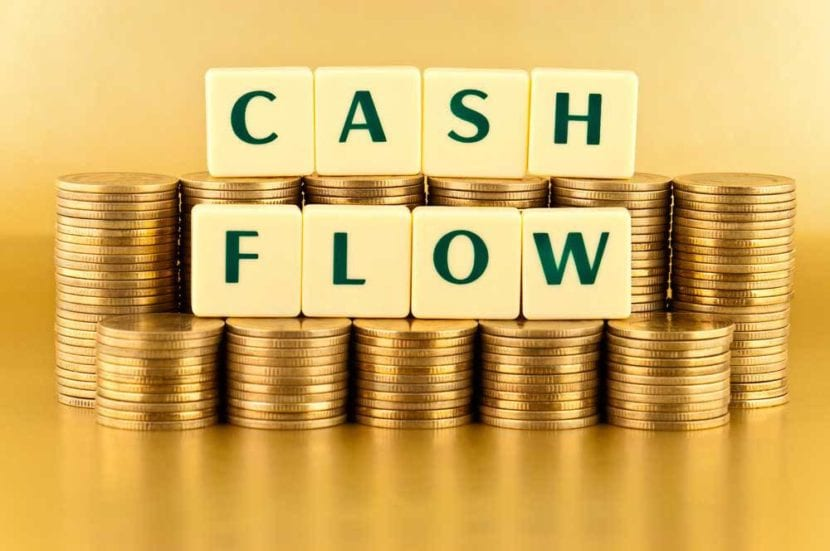 Cash Flow en la salud financiera