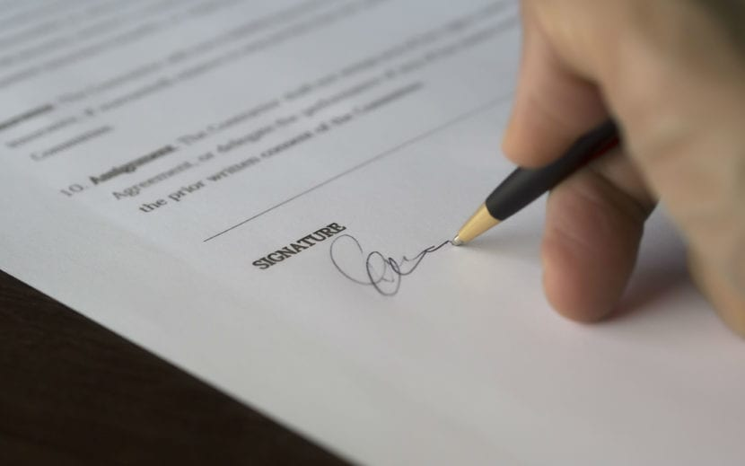 contrato arras