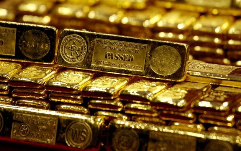 patron oro economia mundial
