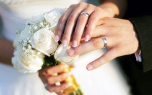 valor boda