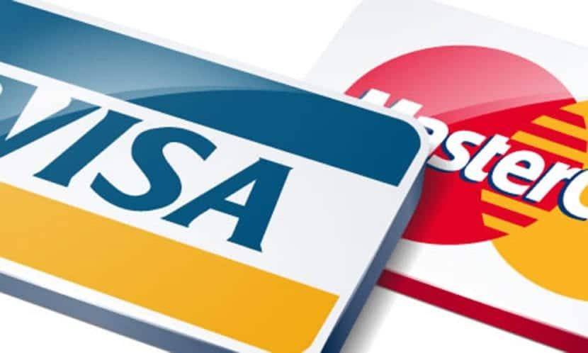 mastercad diferencia visa