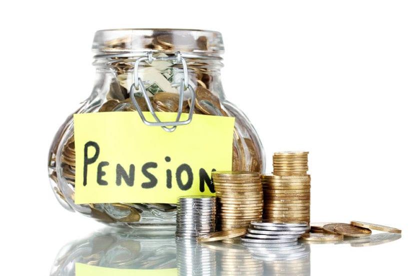 pension maxima