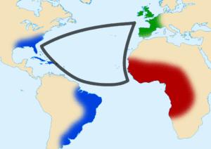comercio triangular que es