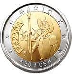 monedas conmemorativas quijote