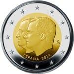 monedas conmemorativas reyes