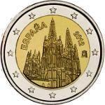monedas conmemorativas 2 euros