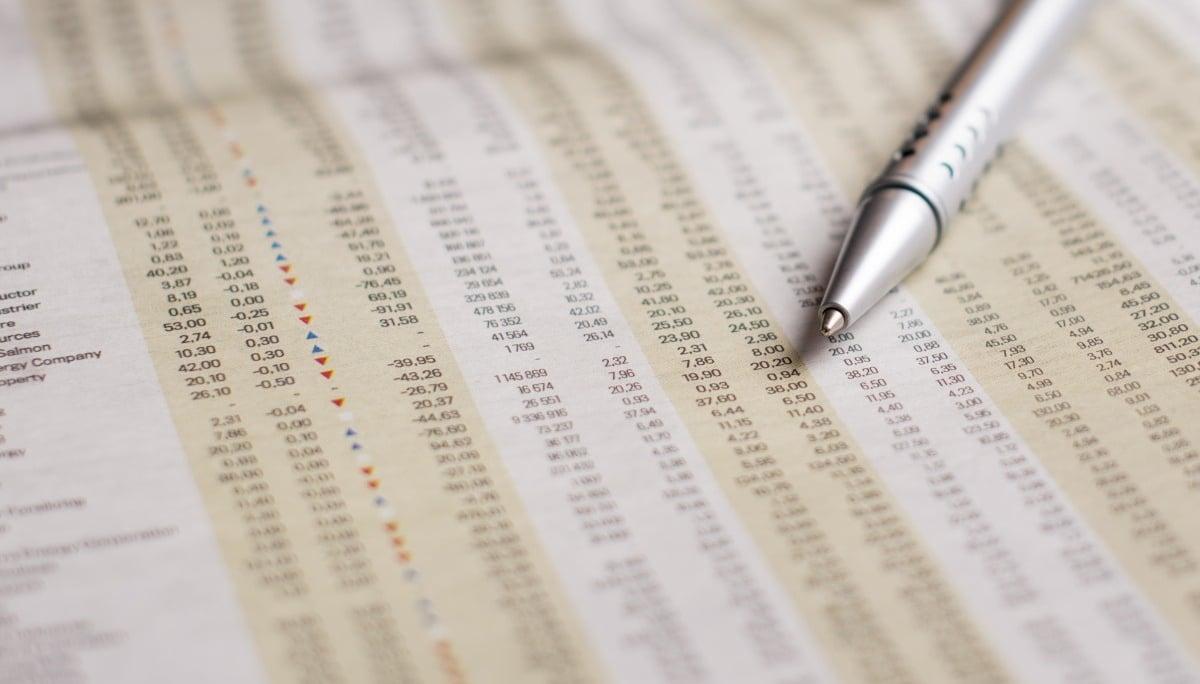 Buscadores de acciones en bolsa