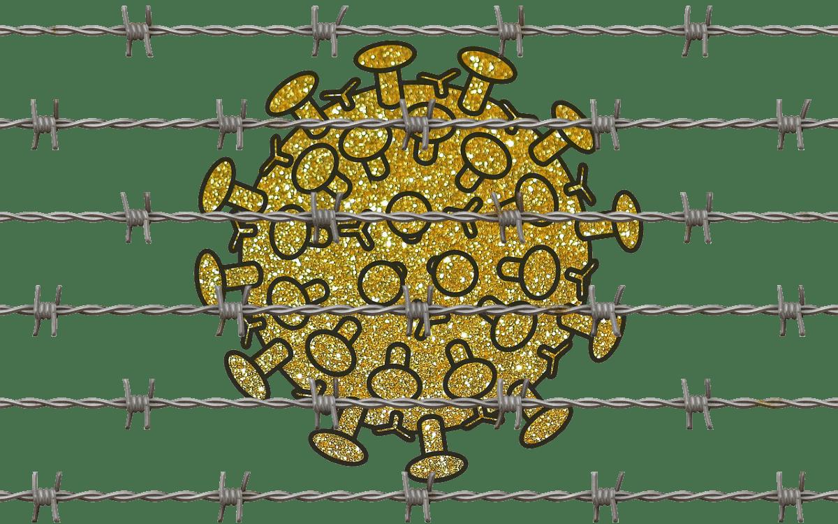 El oro se muestra como valor refugio en tiempos de coronavirus