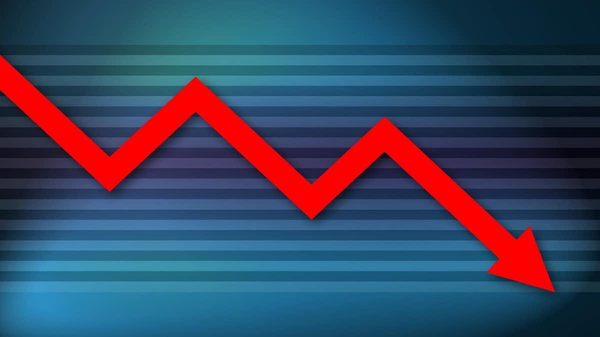 La deflación es la caída continuada y prolongada de los precios