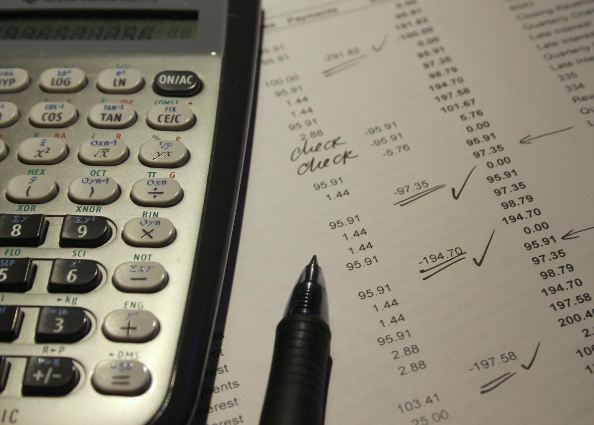 Las cuentas de la contabilidad básica