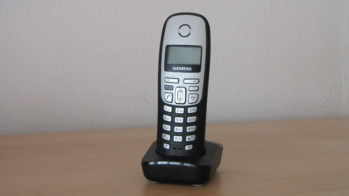 Teléfonos fijos inalámbricos, ¿cuándo se crearon?
