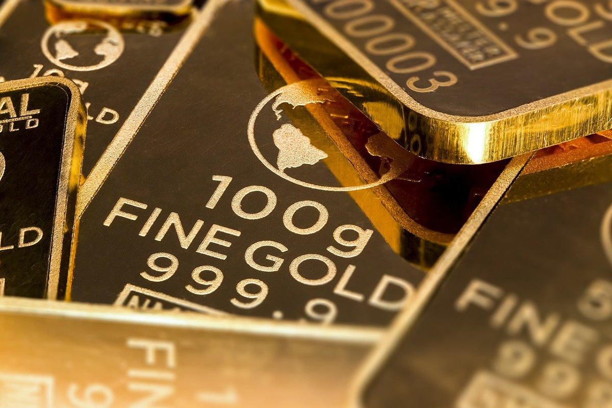 El oro suele ser un refugio de los inversores