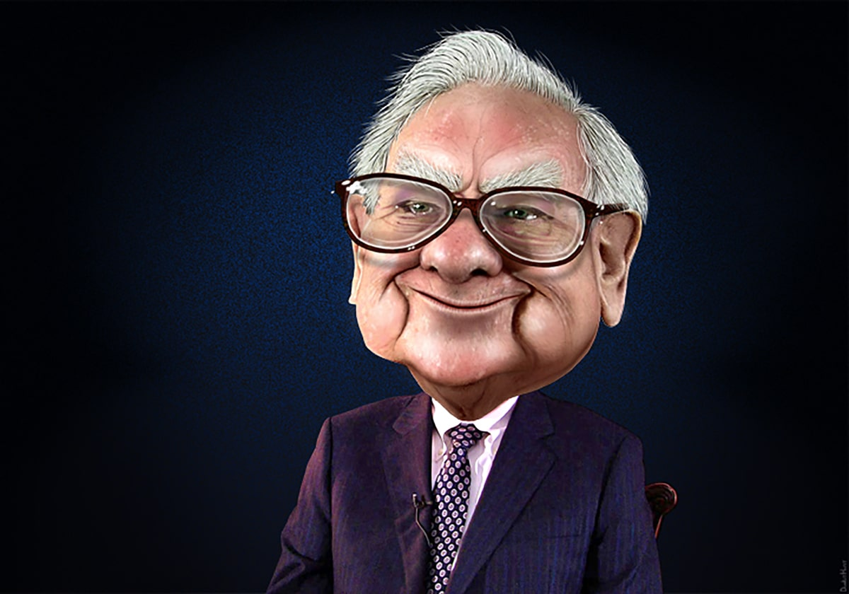 Existen muchas frases famosas de Warren Buffett