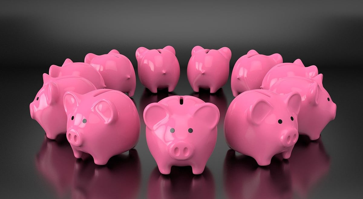 En un fondo de inversión se juntan varios partícipes para invertir su dinero