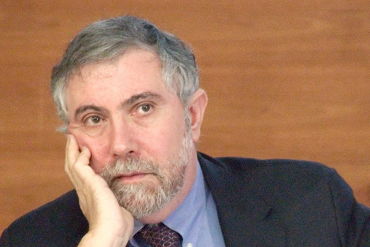 Paul Krugman ganó el Premio Nobel de Economía