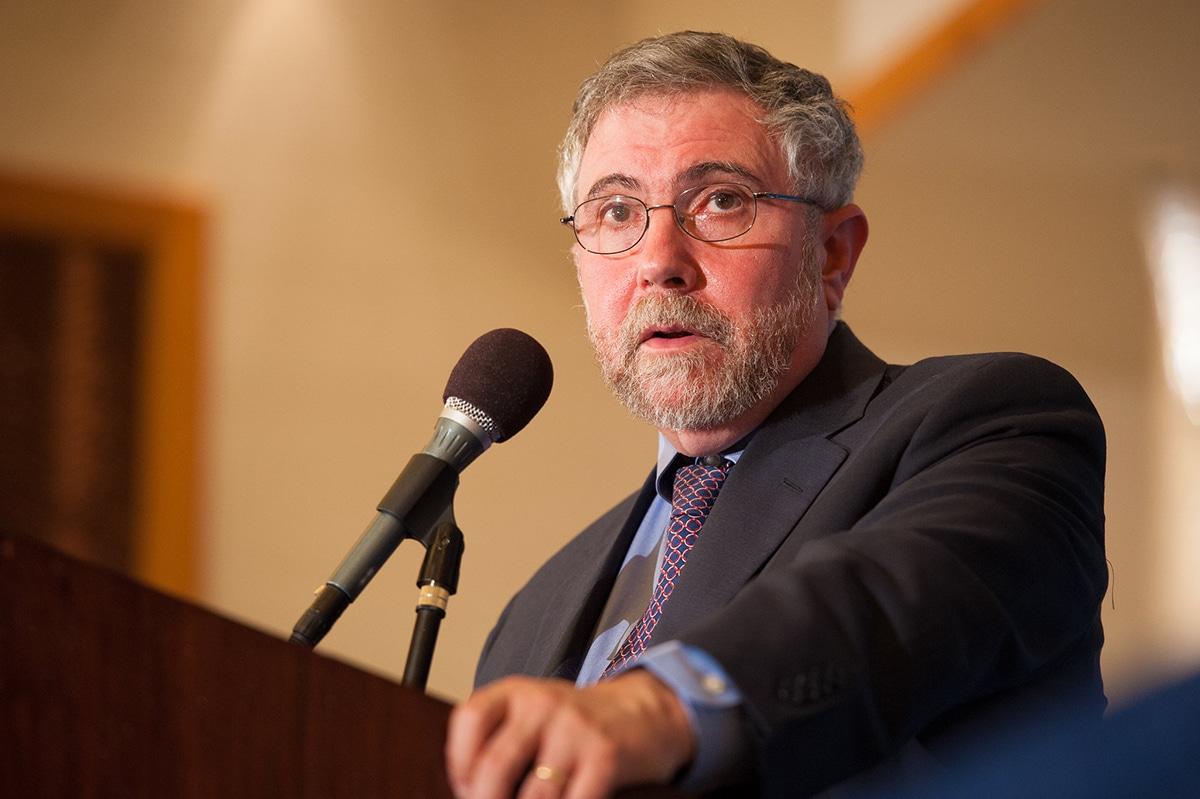Paul Krugman se licenció en economía